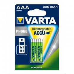 Batterie LR03 AAA 1.2V NiMH pour téléphone sans fil