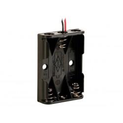 Coupleur pour 3 piles AAA (LR03) avec câbles