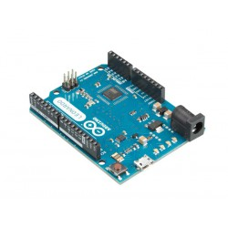 Arduino Leonardo +Headers