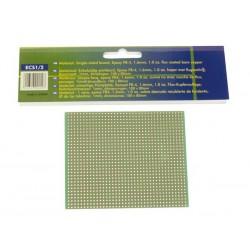 Plaque pastillée 100 x 80mm FR4