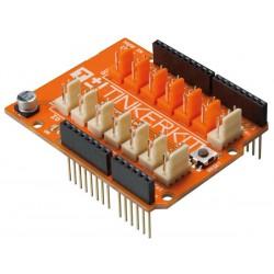 Arduino Tinkerkit shield capteur V.2