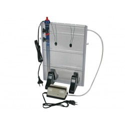 Graveuse verticale avec résistance et pompe 2.5L