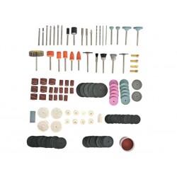 Assortiment d'accessoires pour perceuse de précision 188 pièces