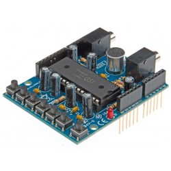 Shield audio pour Arduino