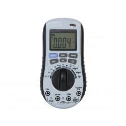 Multimètre numérique multifonctions 4000 points CAT. III 600 v