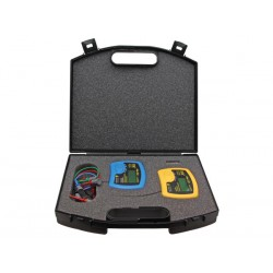 Coffret analyseur de composants passifs et semi-conducteurs Peak