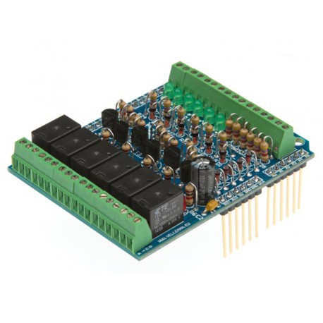 Shield In/Out pour Arduino