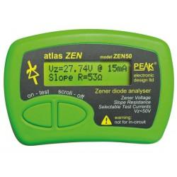 Analyseur de diodes Zener et Leds Peak Atlas Zen