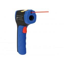 Thermomètre infrarouge -50 à 1050°C avec pointeur laser