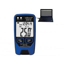 Thermomètre hygromètre Usb enregistreur -40 à 70°C