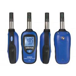 Thermomètre hygromètre -20 à 70°C