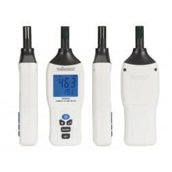 Thermomètre hygromètre avec point de rosée -20 à 70°C