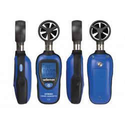 Anémomètre thermomètre 1 à 162 Km/h