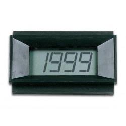 Afficheur LCD 3 1/2 Digits 9 V CC de panneau