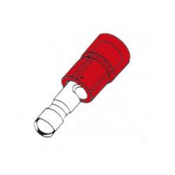 Cosse cylindrique mâle à sertir
