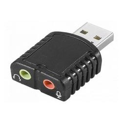 Carte son Usb Jack 3.5mm