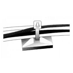 Base adhésive pour serre-câbles