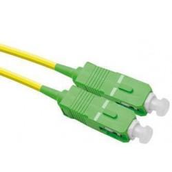 Cordon fibre optique OS1 10m SC/PC