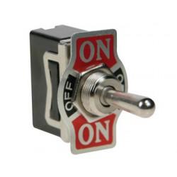 Interrupteur à levier bipolaire diamètre 12mm