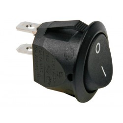Interrupteur à bascule unipolaire diamètre 20.2mm