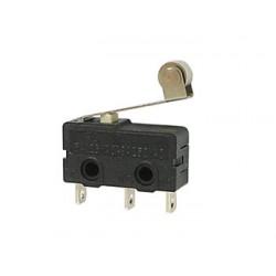 Microrupteur 5A à roulette