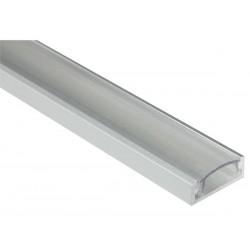 Profilé plat en aluminium pour led