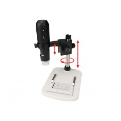 Microscope USB 10 à 200x 3 mégapixels