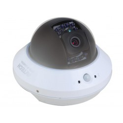 Caméra dôme POE IP 1.3Mpx avec infrarouge