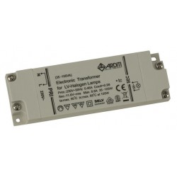 Transformateur 12Vac 105W pour ampoule halogène
