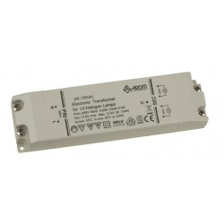 Transformateur 12Vac 150W pour ampoule halogène