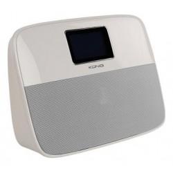 Radio-réveil Bluetooth avec lecteur SD FM