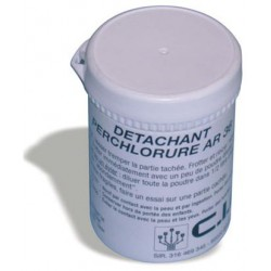 Détachant perchlorure de fer