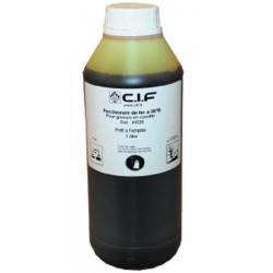 Bidon de perchlorure de fer liquide 1l