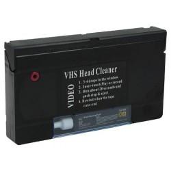 Cassette VHS de nettoyage