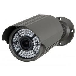 Caméra HD-TVI, CVI, AHD extérieur 1080P infrarouge et varifocale