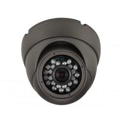 Caméra HD-TVI dôme extérieur avec infrarouge