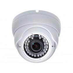 Caméra HD-TVI dôme extérieur 1080P avec infrarouge