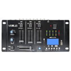 Table de mixage 4 canaux avec Bluetooth