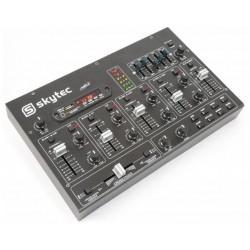 Table de mixage 8 canaux, effet audio et Bluetooth