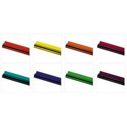 Feuilles de couleur gélatines 0.6m²