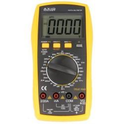 Multimètre capacimètre True-RMS 27 gammes