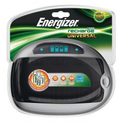 Chargeur batteries Ni-MH universelle