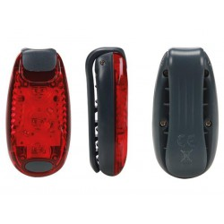 Eclairage LED multifonctions rouge