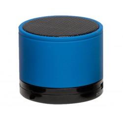 Enceinte 2W Bluetooth autonome, bleu