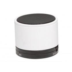 Enceinte 2W Bluetooth autonome, blanc