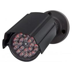 Caméra factice avec leds infrarouges