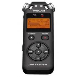 Enregistreur stéréo portable Tascam