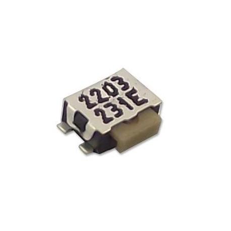 Poussoir miniature 4.6x3.55x1.42mm latéral