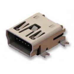 Embase mini-usb cms