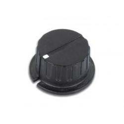 Bouton Ø28.3mm, pour axe de 6.35mm